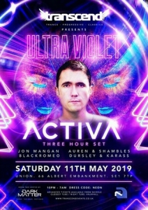 Activa - Live @ Union Club London