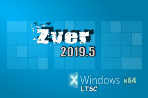 Zver Windows 10 enterprise LTSC v2019.5 x64 10.0.17763.316 [Ru]
