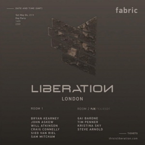 VA - Live @ Liberation V2, Fabric London, United Kingdom 2019-05-04
