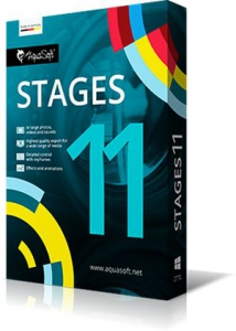 AquaSoft Stages 11.8.03 RePack (& Portable) by elchupacabra [Multi/Ru]