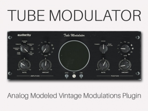 Audiority - Tube Modulator 1.1.0 VST, AAX (x86/x64) [En]