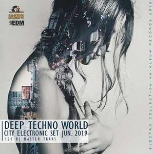 VA - Deep Techno World