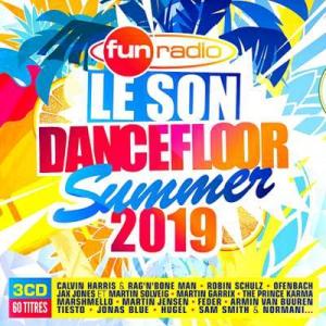 VA - Fun Radio le Son Dancefloor Summer 2019