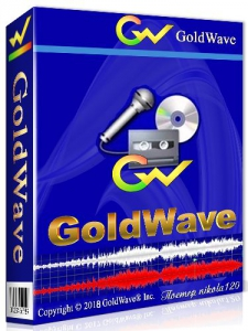 GoldWave 6.41 RePack (& Portable) by elchupacabra [Ru/En]