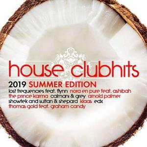 VA - House Clubhits Summer Edition 2019