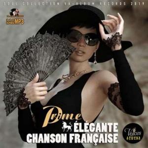 VA - Prime Elegante Chanson Francaise