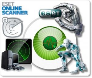 ESET Online Scanner 3.3.4.0 [Multi/Ru]