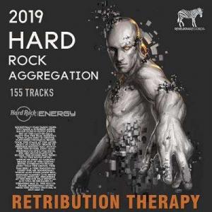 VA - Retribution Therapy: Hard Rock Aggregation