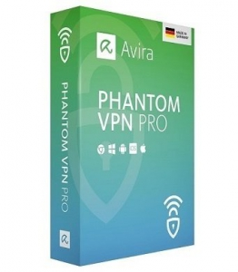 Avira Phantom VPN Pro 2.28.3.20557 RePack by KpoJIuK [Multi/Ru]
