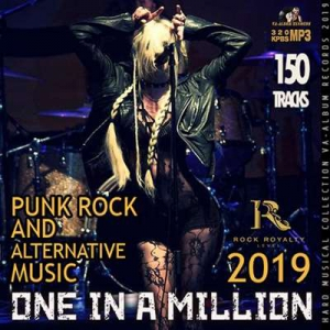VA - One In A Million: Punk Rock Collection