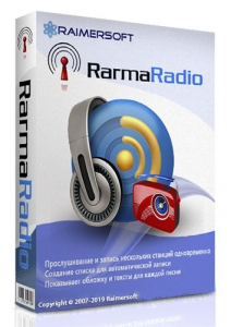 RarmaRadio Pro 2.72.9 RePack (& Portable) by elchupacabra [Multi/Ru]