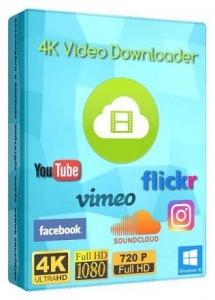 4K Video Downloader 4.14.2.4070 RePack (& Portable) by Dodakaedr [Ru/En]