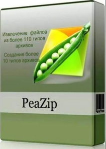 PeaZip 8.1.0 + Portable [Multi/Ru]