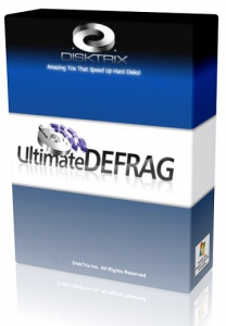 DiskTrix UltimateDefrag 6.0.26.0 RePack (& portable) by elchupacabra [Ru/En]