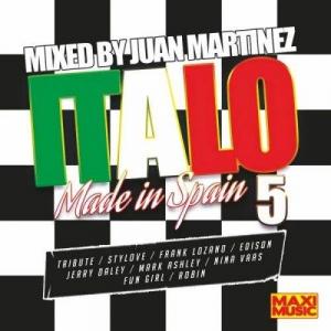VA - Italo Made In Spain 5