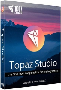 Topaz Studio 2.0.10 RePack (& Portable) by elchupacabra [En]