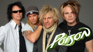 Poison - 7 Studio Albums, 2 Live Albums, 4 Compilations