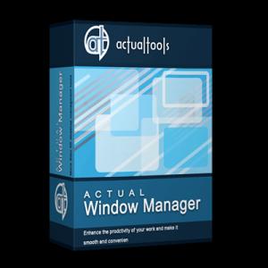 Actual Window Manager 8.14.5 [Multi/Ru]