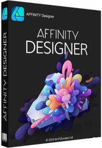 Serif Affinity Designer 1.7.2.471 RePack by KpoJIuK [Multi/Ru]