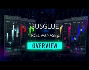 Bus Glue - Joel Wanasek Bundle V1.0.0 VST, VST3, AAX, x86 x64 Retail [En]