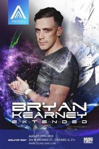 Bryan Kearney - Live @ Sound Bar Chicago, United States 2019-08-17