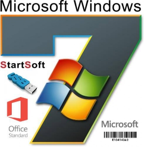 Windows 7 sp1 x86 AIO Plus Office Pack Release by StartSoft 23-2019 [Ru]