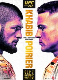 Смешанные единоборства. UFC 242: Khabib vs. Poirier