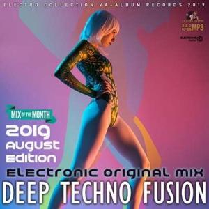 VA - Deep Techno Fusion