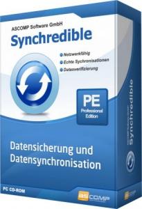 ASCOMP Synchredible Pro 5.305 RePack (& Portable) by elchupacabra [Multi/Ru]