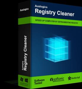 Auslogics Registry Cleaner Pro 8.2.0.0 RePack (& Portable) by TryRooM [Ru/En]