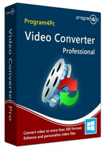 Program4Pc Video Converter Pro 10.8 RePack (& Portable) by elchupacabra [Multi/Ru]