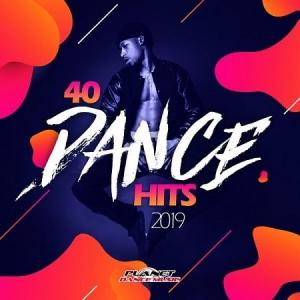 VA - 40 Dance Hits 2019