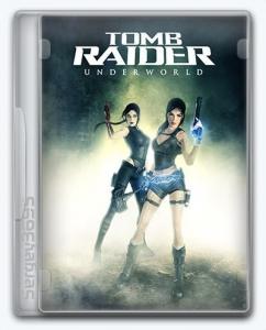 Lara Croft Tomb Raider Trilogy