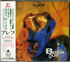 Aleph - Black Out [Japan]