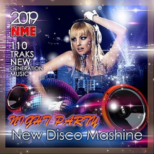 VA - New Disco Mashine: Night Party