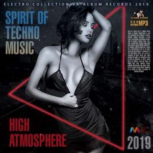VA - High Atmosphere: Spirit Of Techno Music