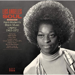 VA - Los Angeles Soul Volume 2 - Kent-Modern's Black Music Legacy [1963-1972]