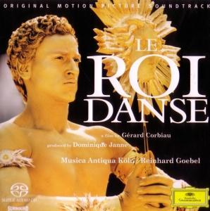 Musica Antiqua Köln, Reinhard Goebel - Le Roi Danse (Soundtrack) 2CD Box Set