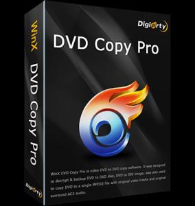 WinX DVD Copy Pro 3.9.2 Repack (& Portable) by elchupacabra [Ru/En]