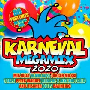 VA - Karneval Megamix 2020