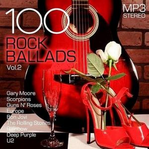 VA - 100 Rock Ballads Vol.2