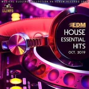 VA - EDM House Essentials Hit