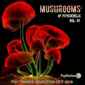 VA - Mushrooms Of Psychedelic Vol.01