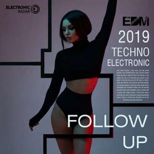VA - Follow Up: Techno Electronic Set