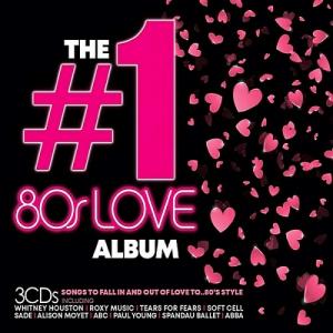 VA - The #1 80s Love Album [3CD]