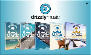 Drizzly Music presents: Magic Island Of Lounge Series (Life Is A Journey)