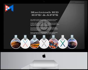 [DMG-образы предустановленных систем] - Macintosh HD - [HFS+ & APFS] v20.10.19 [Multi/Ru] (Preinstalled)