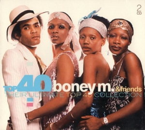 VA - Top 40 Boney M. & Friends - Their Ultimate Top 40 Collection [2CD]
