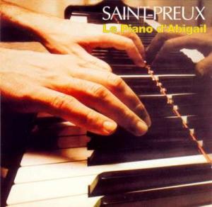 Saint-Preux - Le piano d'Abigail