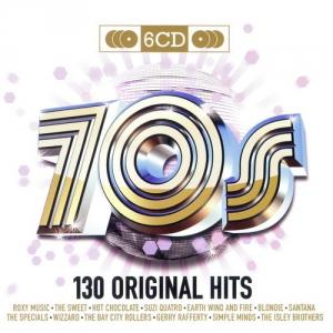 VA - 70's - 130 Original Hits [6CD]